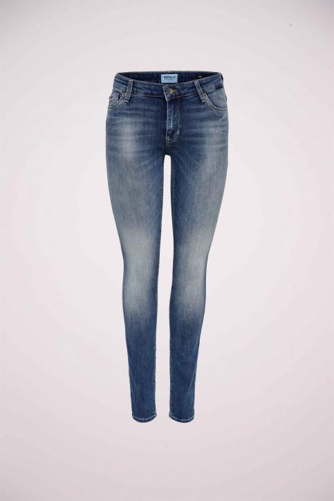 ONLY® Jeans skinny denim 15182814_DARK BLUE DENIM img5