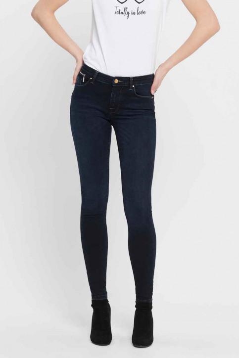 ONLY® Jeans skinny denim 15182895_DARK BLUE DENIM img1