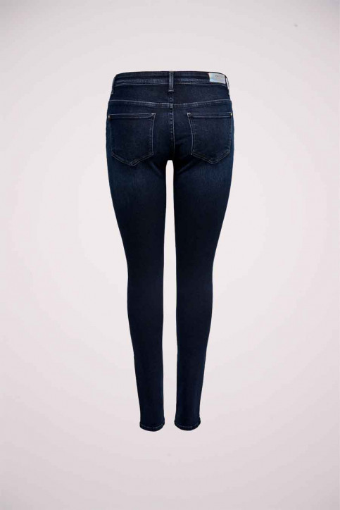 ONLY® Jeans skinny denim 15182895_DARK BLUE DENIM img6