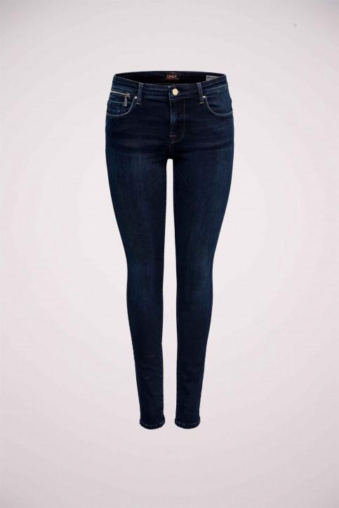 ONLY® Jeans skinny denim 15182895_DARK BLUE DENIM img9
