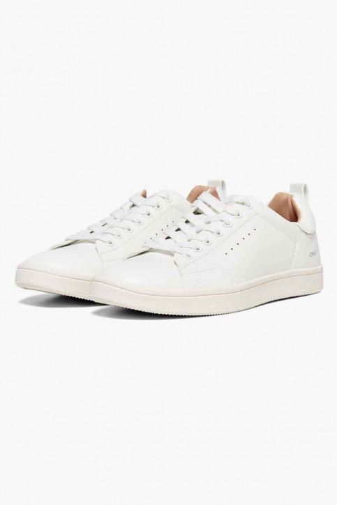 ONLY Sneakers wit 15184294_WHITE img1