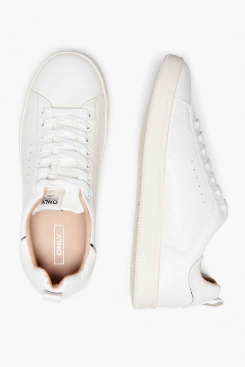 ONLY Sneakers wit 15184294_WHITE img5