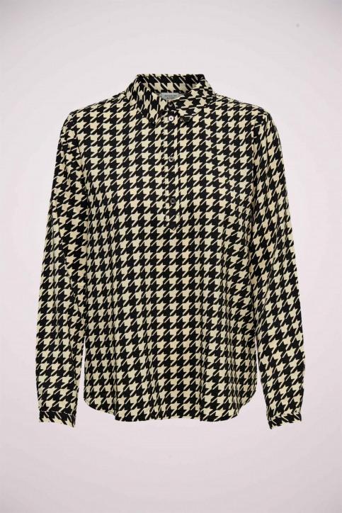 JACQUELINE de YONG Hemden (lange mouwen) zwart 15184615_BLACK img1