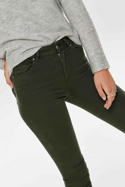 ONLY® Pantalons colorés vert 15185418_FOREST NIGHT img4