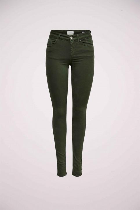 ONLY® Pantalons colorés vert 15185418_FOREST NIGHT img6