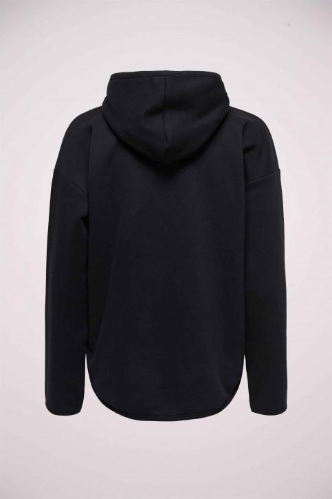 ONLY Sweaters met kap zwart 15186517_BLACK img7