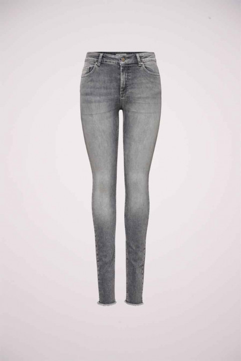 ONLY® Jeans skinny grijs 15188520_GREY DENIM img7