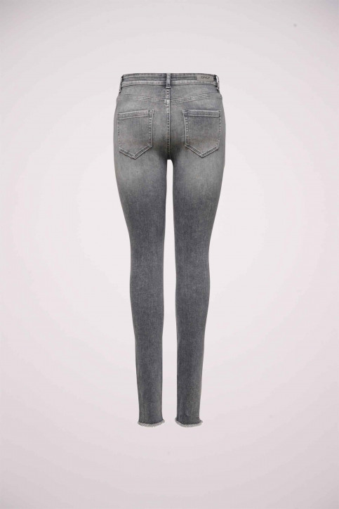 ONLY® Jeans skinny grijs 15188520_GREY DENIM img9