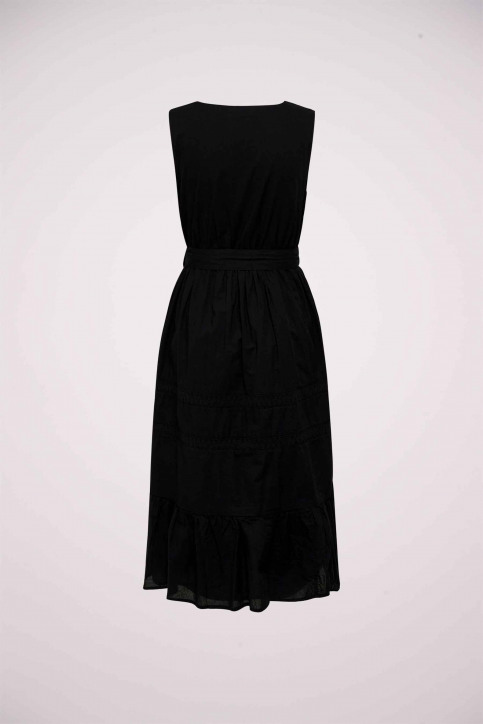 ONLY® Jurken (lang) zwart 15188570_BLACK img7