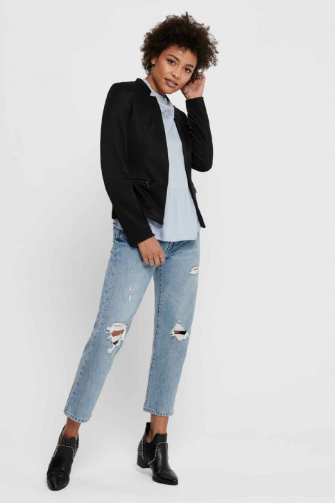 ONLY Blazers noir 15191458_BLACK W BLACK img2