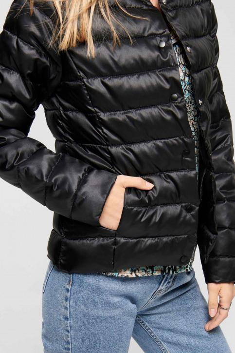 ONLY Korte jassen zwart 15192741_BLACK img4
