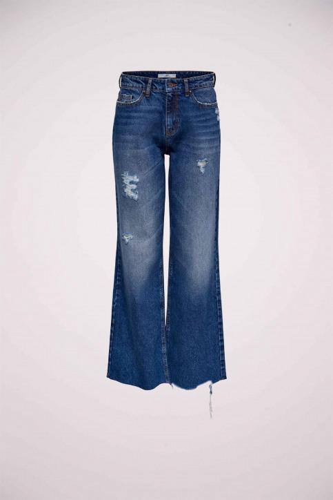JACQUELINE DE YONG Jeans wide denim 15193394_MEDIUM BLUE DEN img6