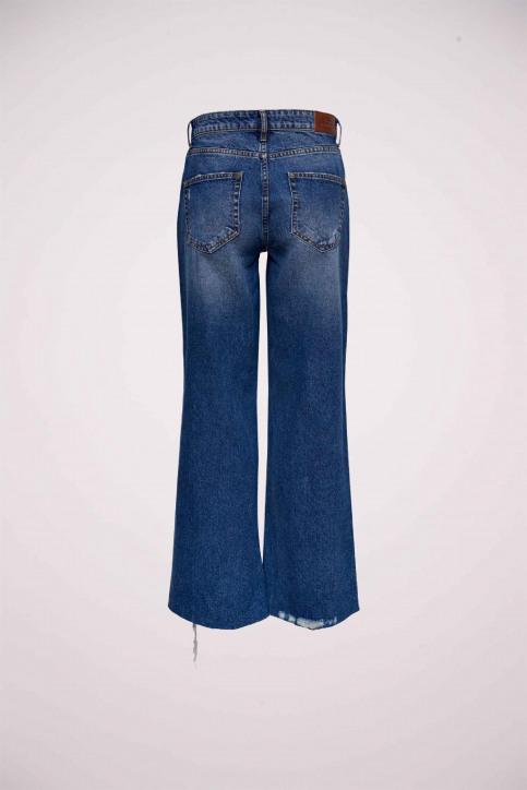 JACQUELINE DE YONG Jeans wide denim 15193394_MEDIUM BLUE DEN img7