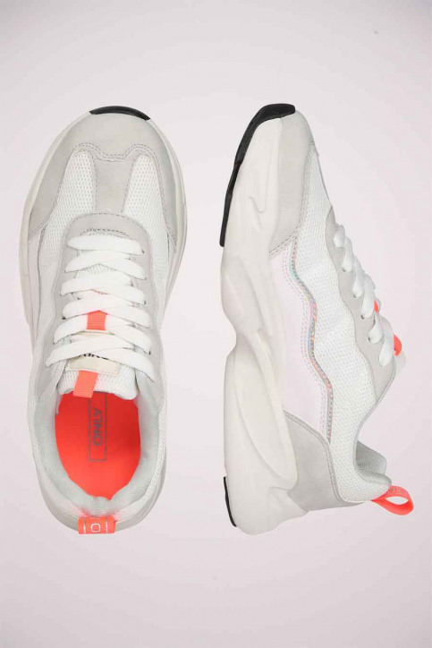 ONLY Sneakers wit 15194073_WHITE img1