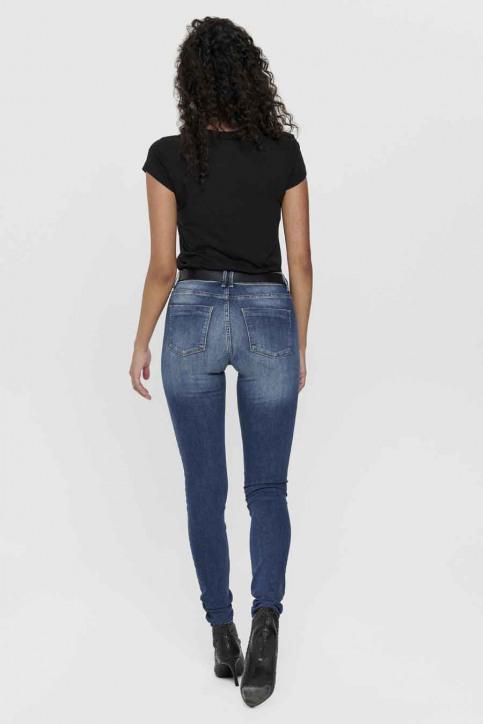ONLY® Jeans skinny denim 15195779_REA7628 MID BLU img3