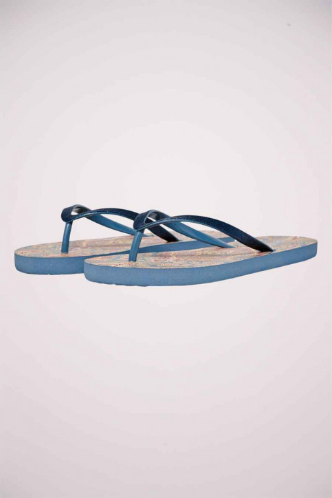 ONLY Slippers multicolor 15197293_CHINA BLUE BOHO img2