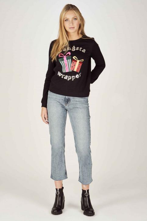 ONLY Sweaters met ronde hals zwart 15198497_BLACK img2