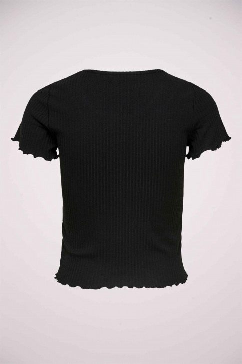 ONLY Tops (korte mouwen) zwart 15201206_BLACK img7