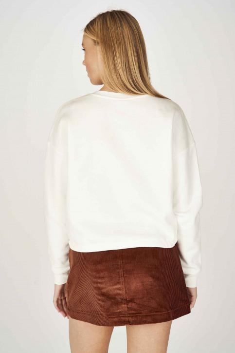 ONLY Sweaters met ronde hals ecru 15204886_CLOUD DANCER img3