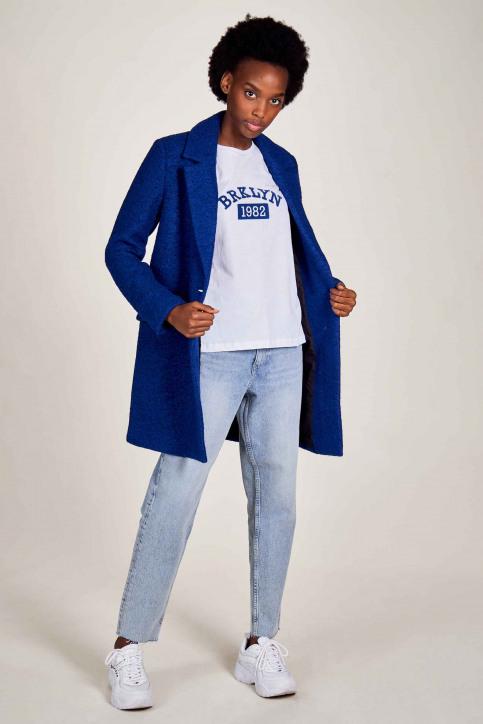 ONLY Lange jassen blauw 15205401_SODALITE BLUE M img1