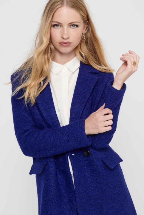 ONLY Lange jassen blauw 15205401_SODALITE BLUE M img4