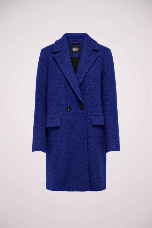 ONLY Lange jassen blauw 15205401_SODALITE BLUE M img7