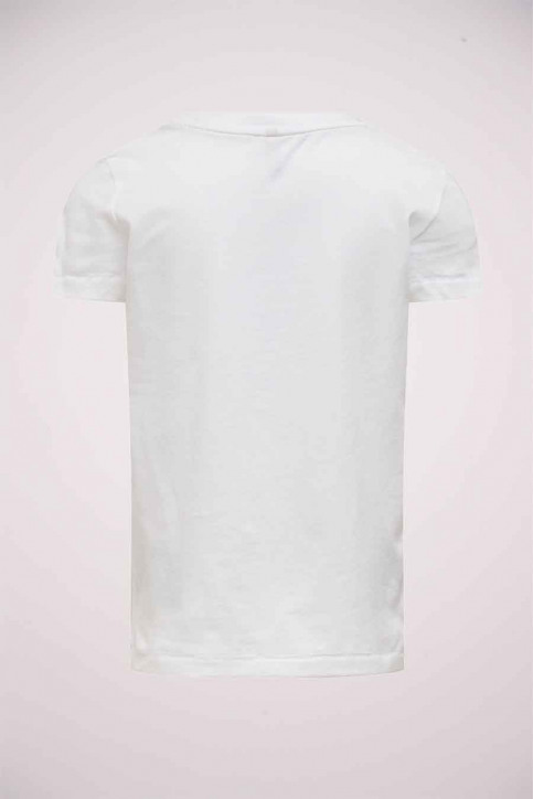 ONLY T-shirts manches courtes blanc 15205561_BRIGHT WHITE VI img2