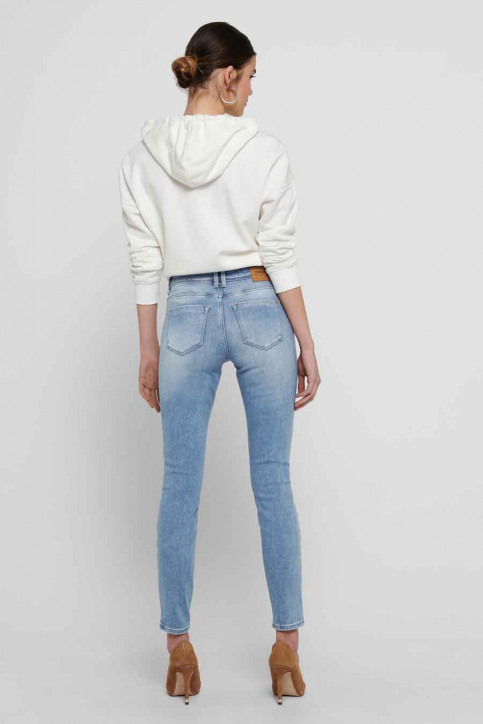 ONLY® Jeans skinny denim 15205935_LIGHT BLUE DENI img3