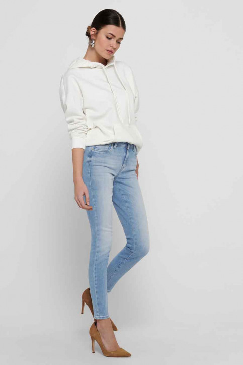 ONLY® Jeans skinny denim 15205935_LIGHT BLUE DENI img4