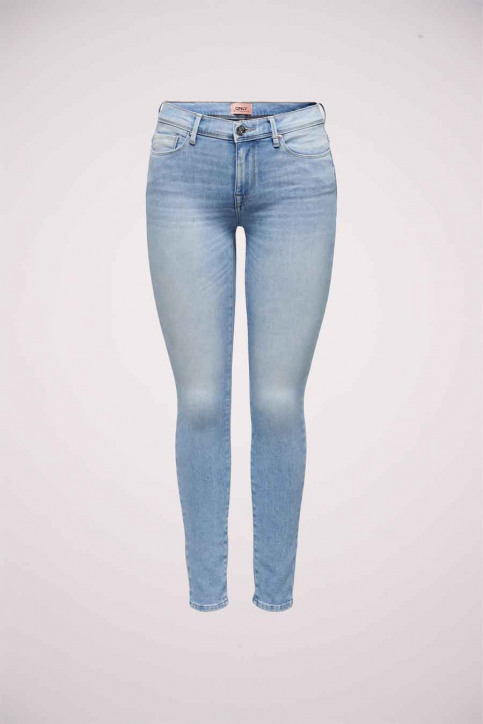 ONLY® Jeans skinny denim 15205935_LIGHT BLUE DENI img6