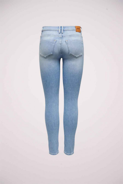 ONLY® Jeans skinny denim 15205935_LIGHT BLUE DENI img7