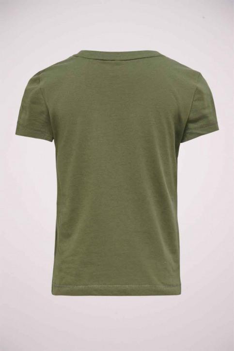 ONLY T-shirts manches courtes vert 15206124_KALAMATA GO BL img2