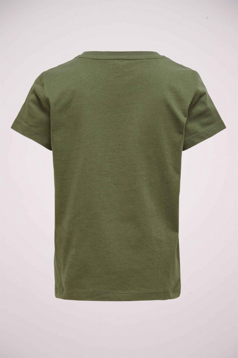 ONLY T-shirts manches courtes vert 15206124_KALAMATA GO BL img3