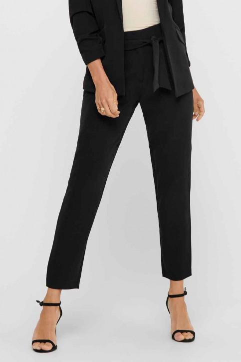 ONLY Pantalons costumes noir 15206483_BLACK img1