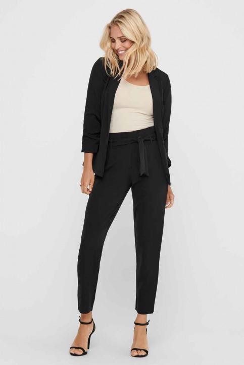ONLY Pantalons costumes noir 15206483_BLACK img2