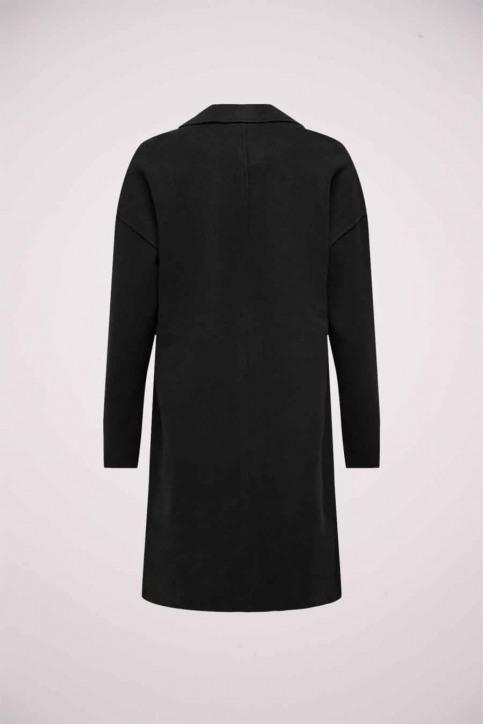 ONLY Lange jassen zwart 15206786_BLACK img2
