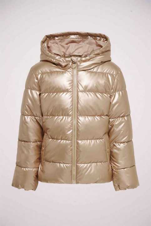 ONLY Vestes courtes doré 15207568_FROSTED ALMOND img1
