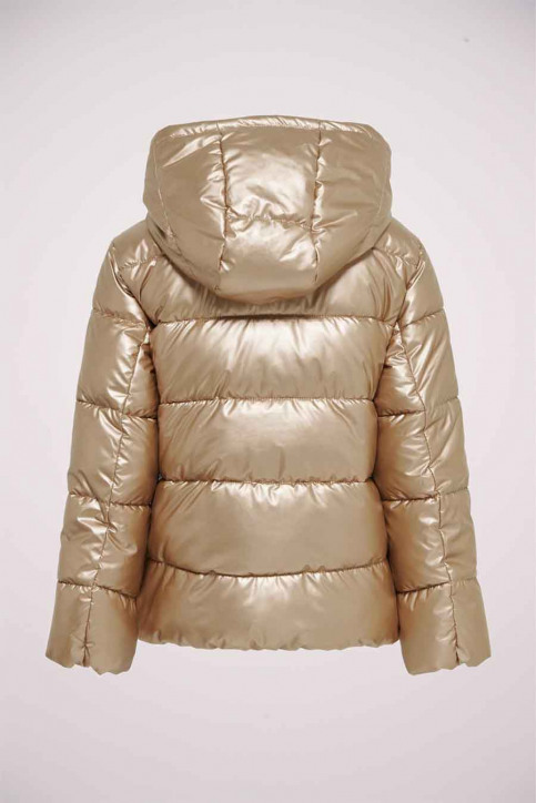 ONLY Vestes courtes doré 15207568_FROSTED ALMOND img2