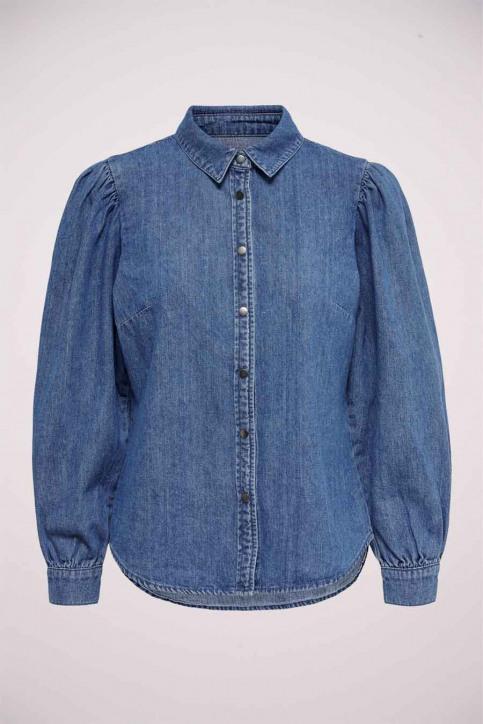 ONLY® Hemden (lange mouwen) denim 15208300_MEDIUM BLUE DEN img1