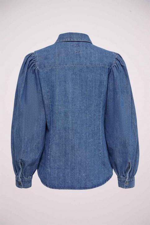 ONLY® Hemden (lange mouwen) denim 15208300_MEDIUM BLUE DEN img2