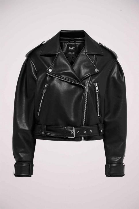 ONLY Korte jassen zwart 15208502_BLACK img5