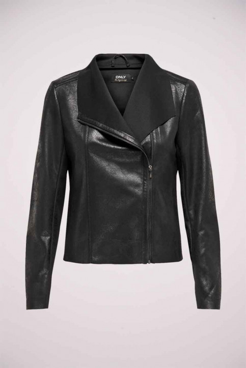ONLY Korte jassen zwart 15208511_BLACK img5