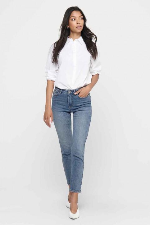 ONLY Jeans straight denim 15209632_MAE040 LIGHT BL img1