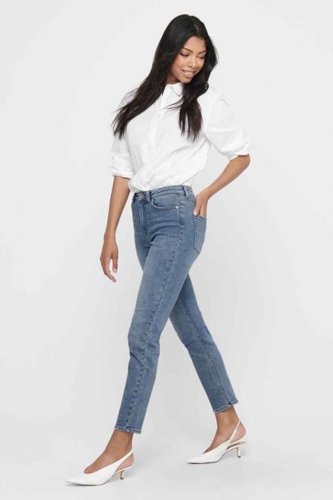 ONLY Jeans straight denim 15209632_MAE040 LIGHT BL img2