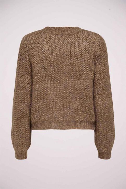 ONLY Cardigans beige 15210998_CAMEL W MELANGE img6