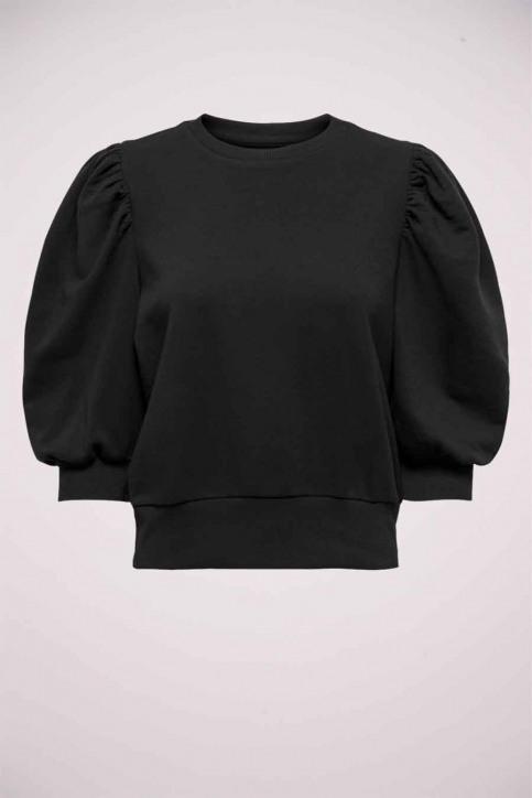 ONLY® Sweaters met ronde hals zwart 15211790_BLACK img1