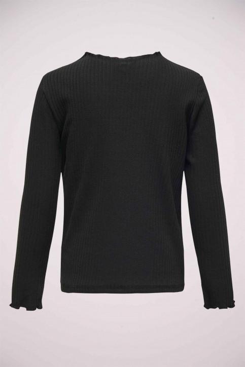ONLY T-shirts met lange mouwen zwart 15212059_BLACK img2