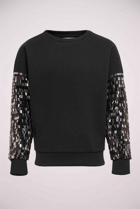 ONLY Sweaters col O noir 15215169_BLACK img1