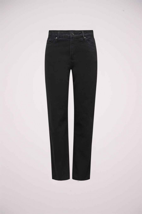 ONLY Jeans straight zwart 15219264_BLACK DENIM img1