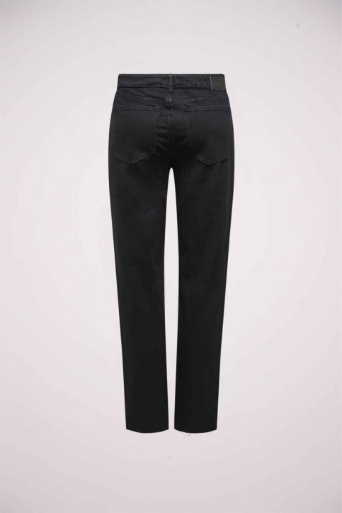 ONLY Jeans straight zwart 15219264_BLACK DENIM img2